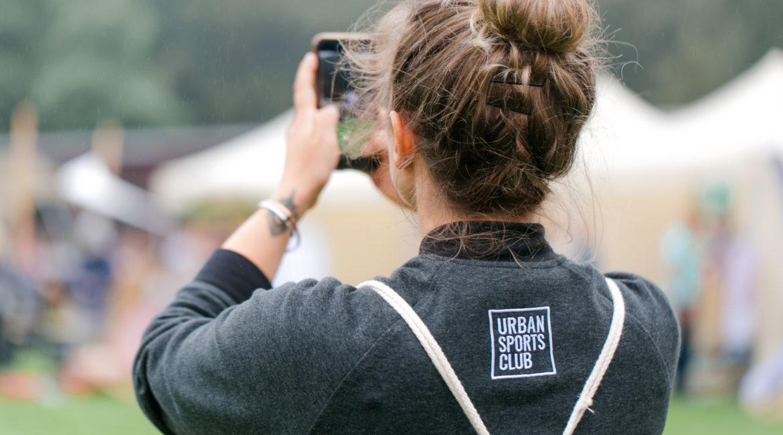 Fitness Fotografie für den Urban Sports Club