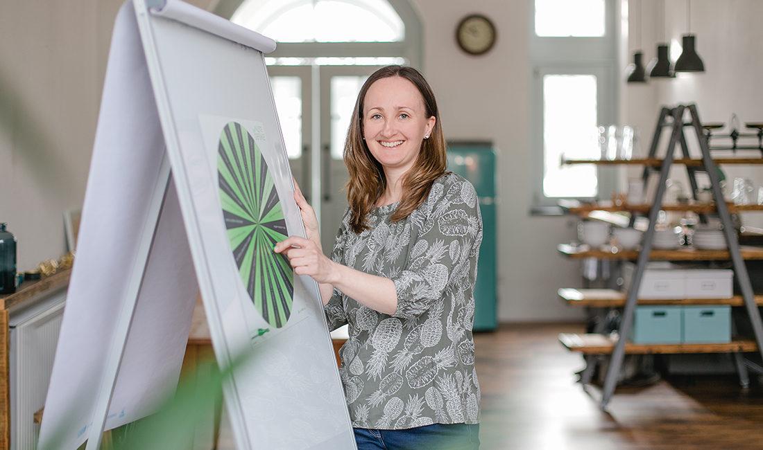 Portraitfotos für die Homepage: Coach Susanne Büscher aus Waldbröl